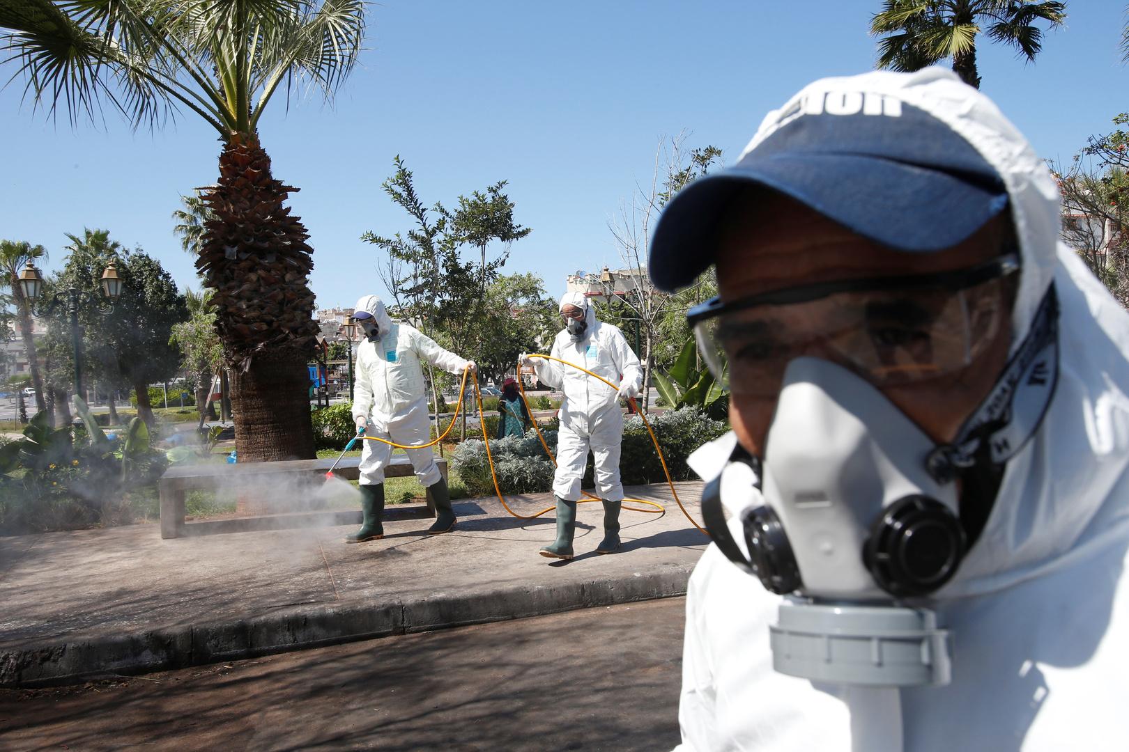 المغرب يسجل 2533 إصابة بكورونا في تراجع كبير لعدد الإصابات