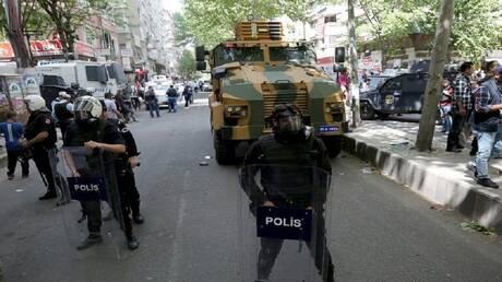 """تركيا.. توقيف 20 مشبوها بالانتماء لـ""""داعش"""""""