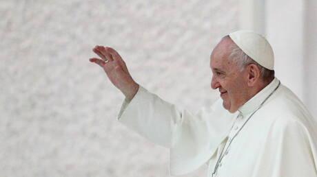 """البابا فرنسيس يصف لأول مرة مسلمي الإيغور في الصين """"بالمضطهدين"""""""