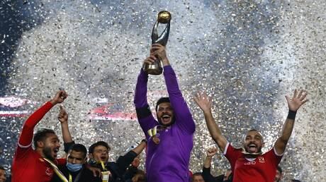 الأهلي المصري بطلا لدوري أبطال أفريقيا بعد فوز مثير على مواطنه الزمالك (فيديو)