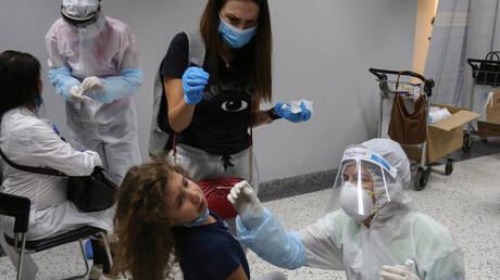 لبنان يسجل 13 وفاة و1266 إصابة جديدة بكورونا