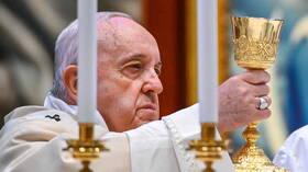 الصين ترد على البابا فرنسيس بشأن الإيغور