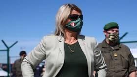 إصابة وزيرة دفاع النمسا بفيروس كورونا