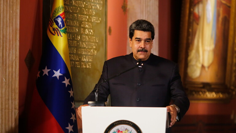 """مادورو يتهم كولومبيا بالتخطيط لـ""""هجمات 5fea700b4c59b75c4935d872.JPG"""