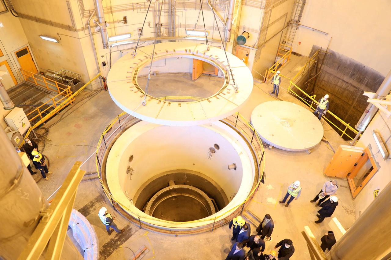 الطاقة الذرية الإيرانية تؤكد أن طهران يمكنها إعادة إحياء مفاعل أراك القديم بغضون شهرين