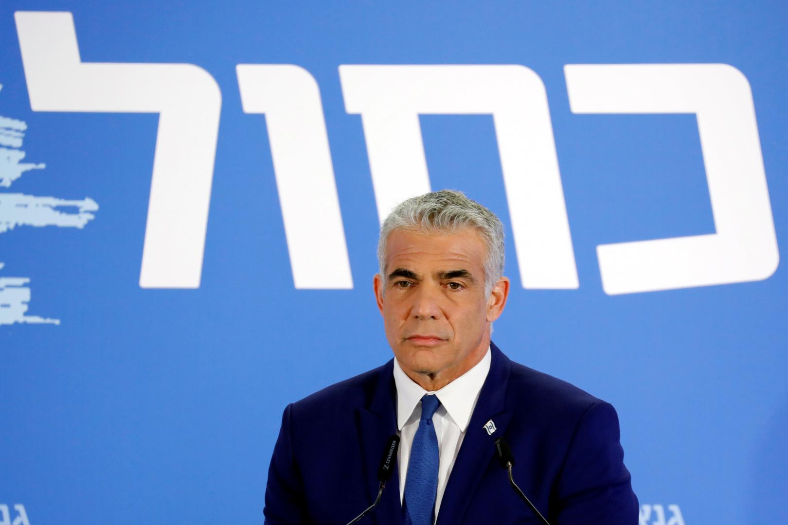 زعيم المعارضة الإسرائيلية لبيني غانتس: دعنا نكمل ما بدأناه ونطرد نتنياهو من شارع بلفور