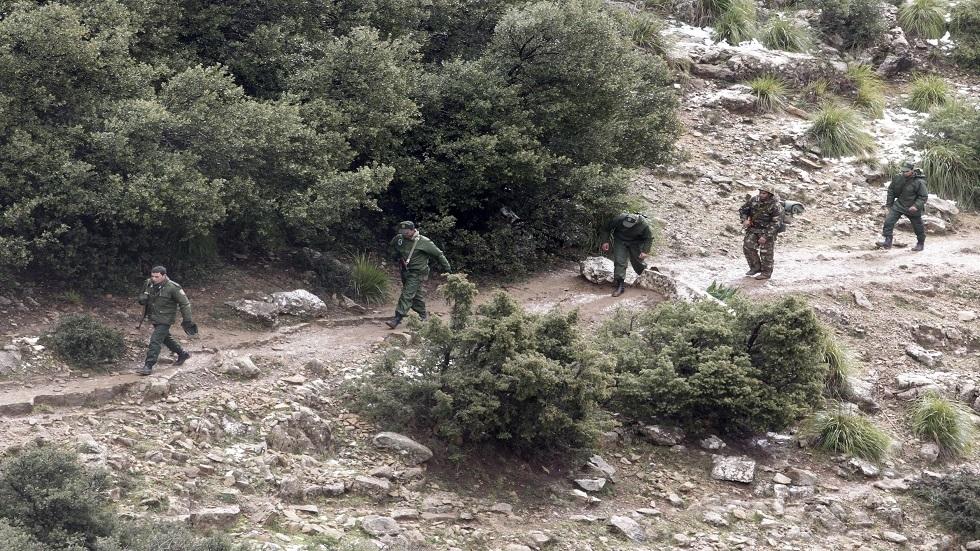الجزائر.. مقتل 3 مسلحين بعملية للجيش (صور)