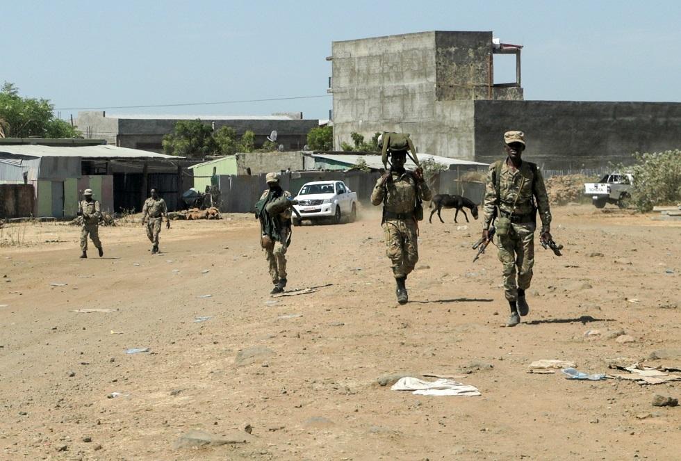 قوات مناهضة لجبهة تحرير تيغراي