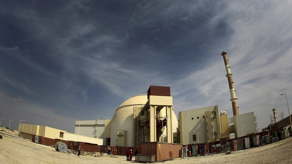 مفاعل بوشهر النووي الإيراني