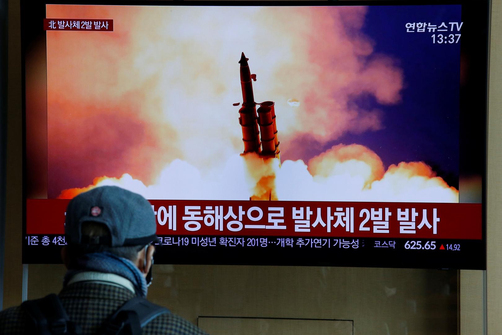 كوريا الشمالية تعتزم تطوير صواريخ بعيدة المدى
