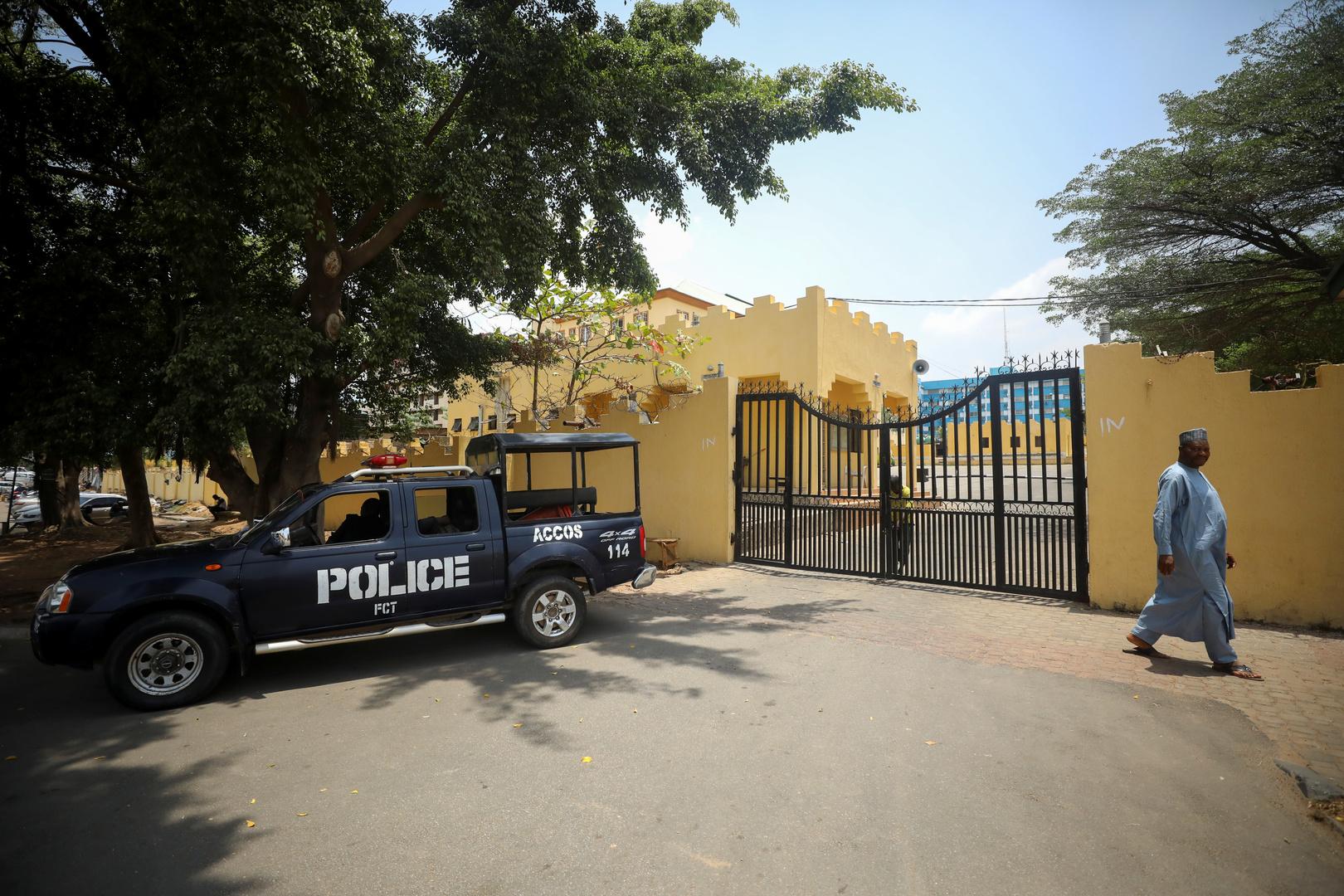 آلبة للشرطة النيجيرية