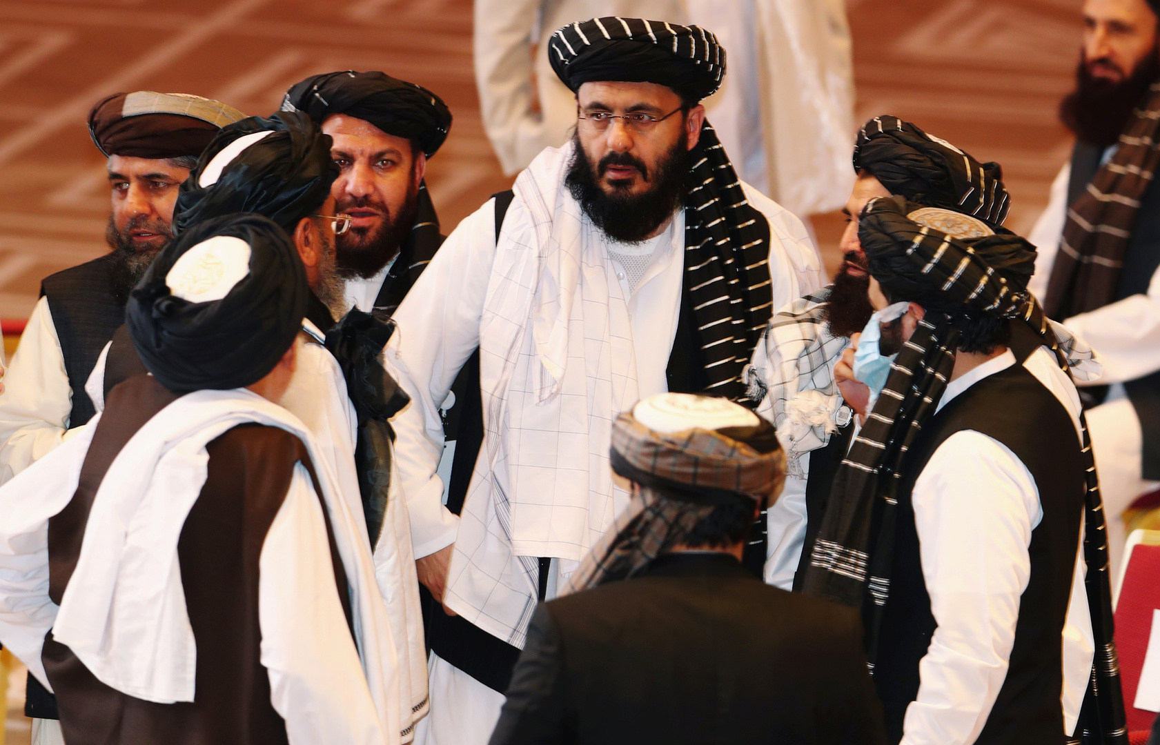اتفاق بين الحكومة الأفغانية و