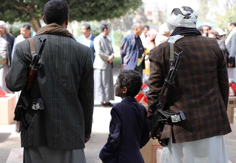 أنصار الحوثيين في اليمن