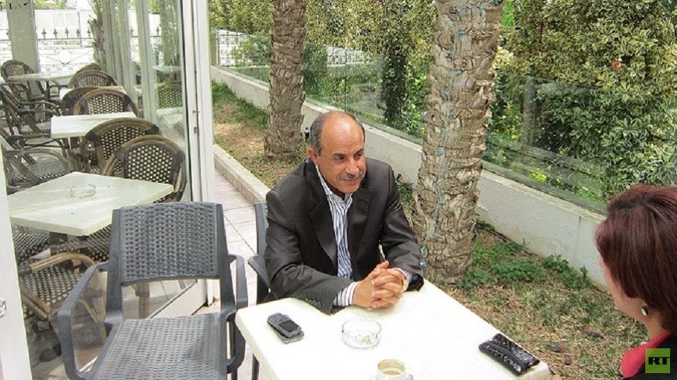 آخر أمين عام بحزب الرئيس الأسبق زين العابدين بن علي، محمد الغرياني