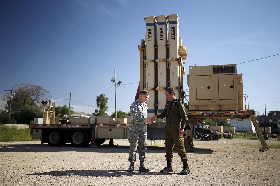الجيشان الإسرائيلي والأمريكي