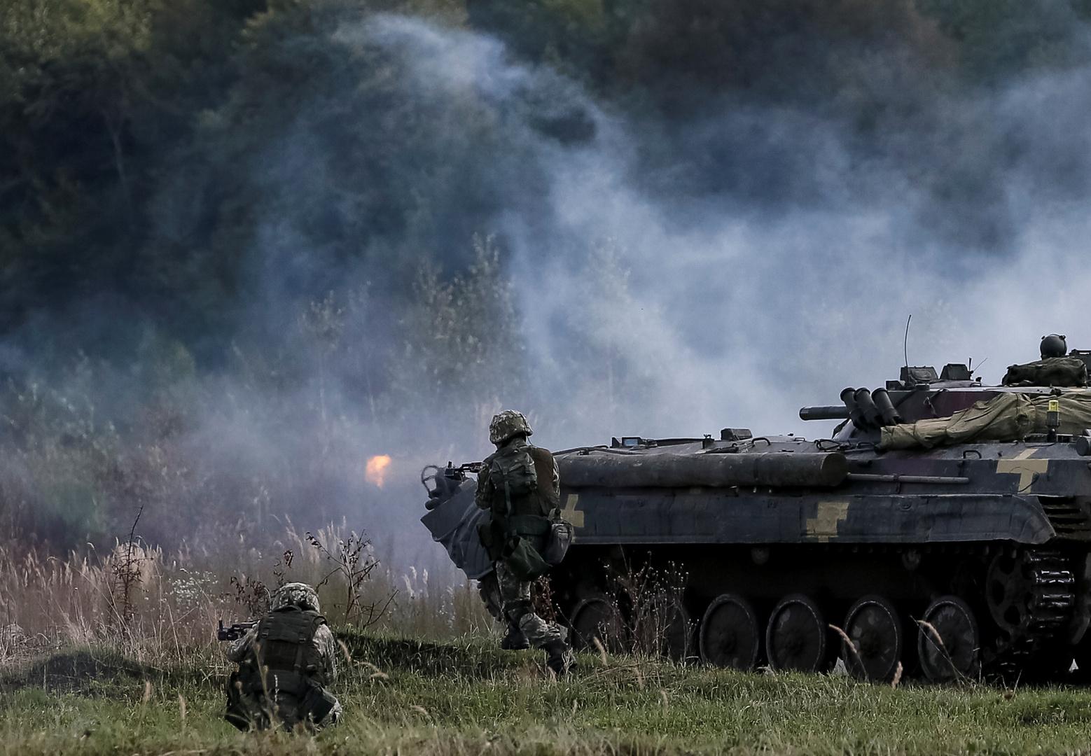 أوكرانيا ترغب في استضافة مزيد من مناورات الناتو على أراضيها