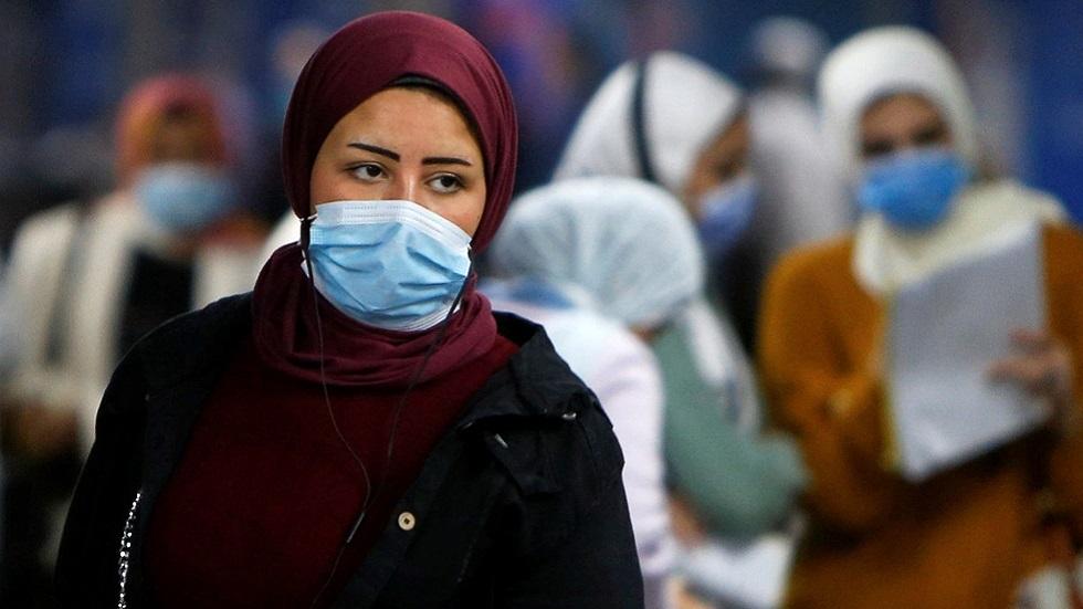 مصر.. 432 إصابة و19 وفاة جديدة بكورونا