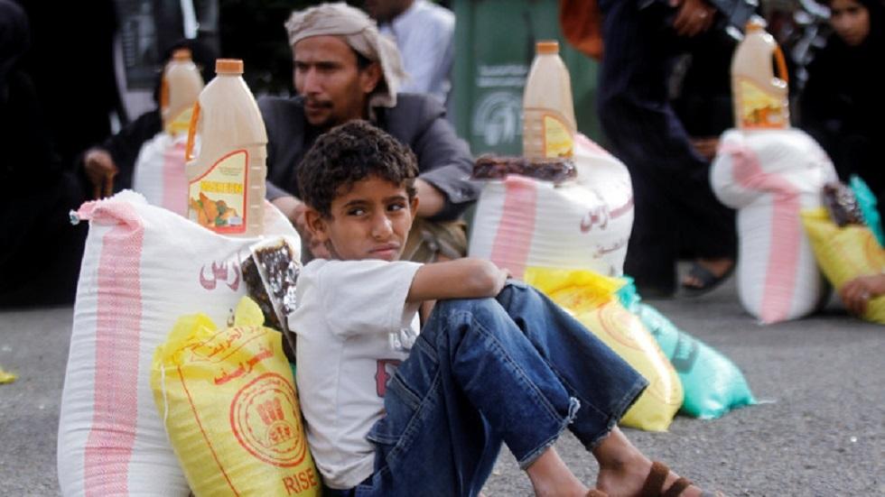 برنامج الأغذية العالمي يحذر من مجاعة جديدة في اليمن