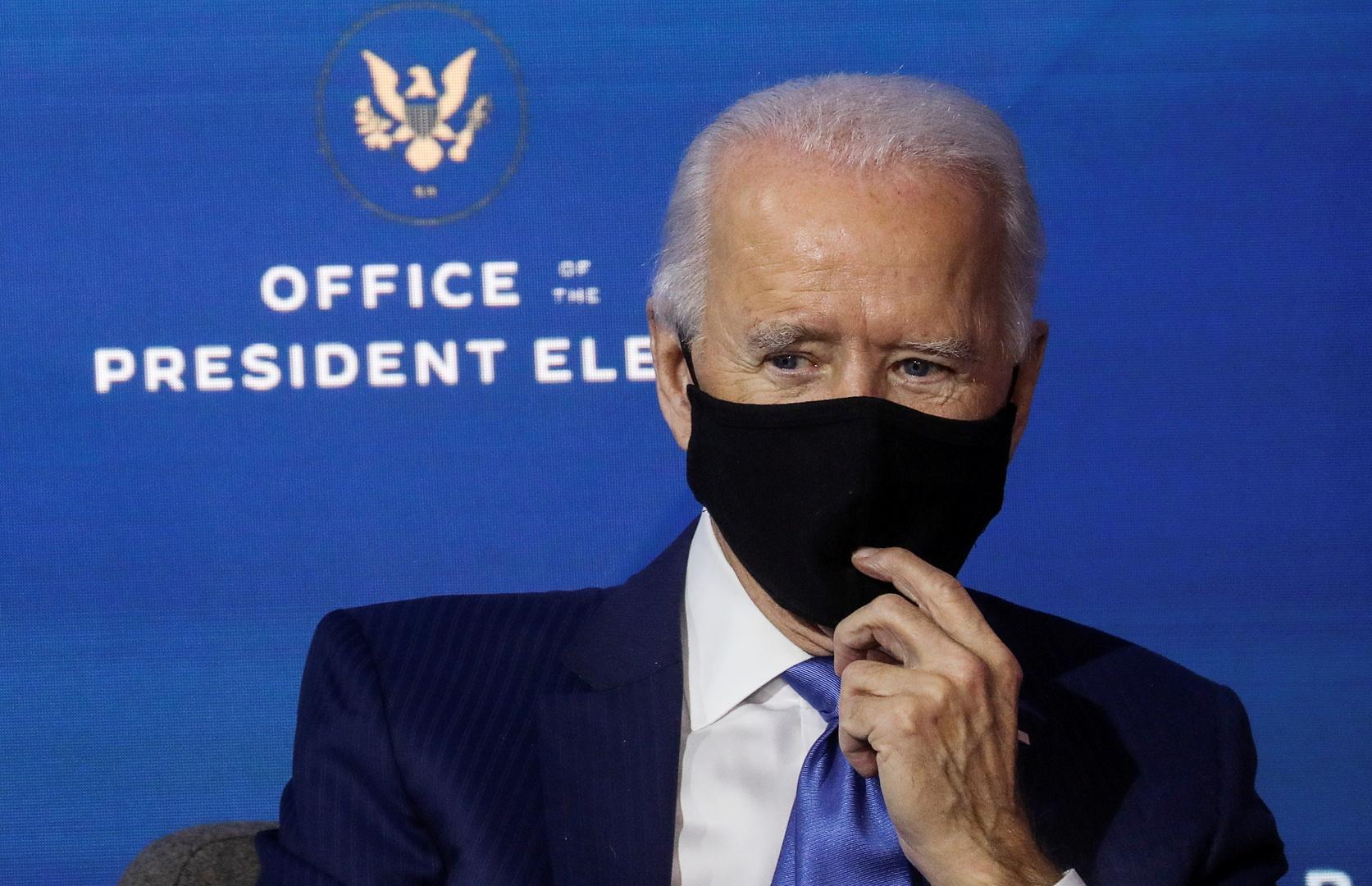 صحيفة: بايدن يختار مسؤولين سابقين في إدارة أوباما لقيادة معركة كوفيد-19