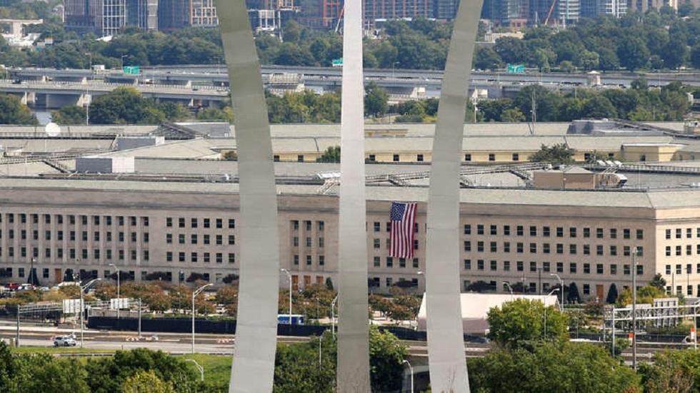 مبنى وزارة الدفاع الأمريكية