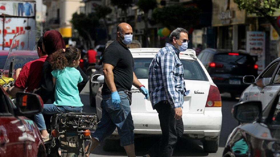 مصر تسجل 427 إصابة و19 وفاة جديدة بفيروس كورونا