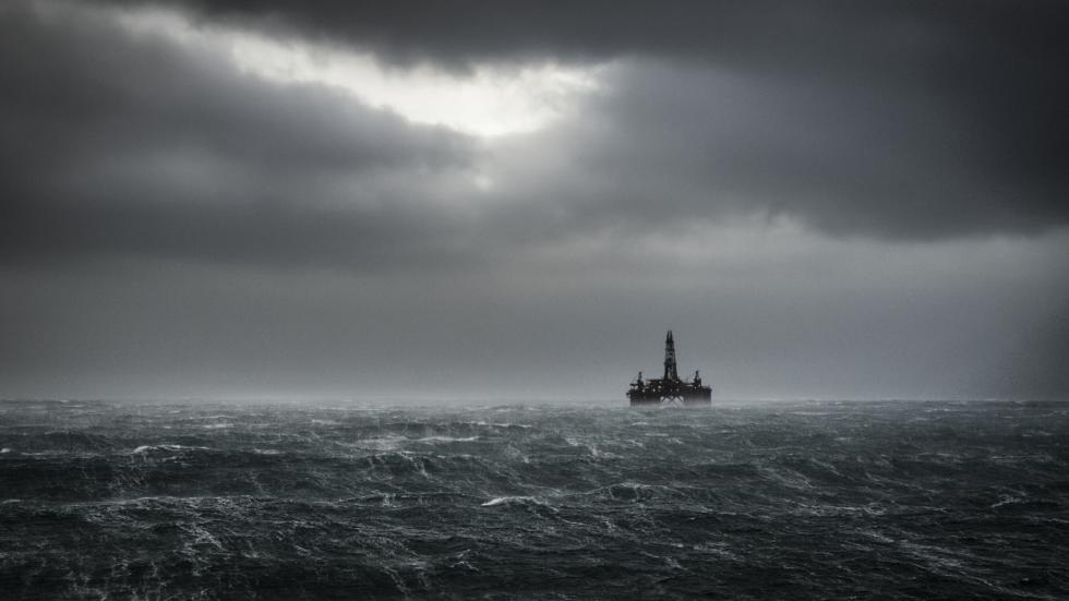 اكتشاف هام يتعلق بجزر مفقودة تحت بحر الشمال!
