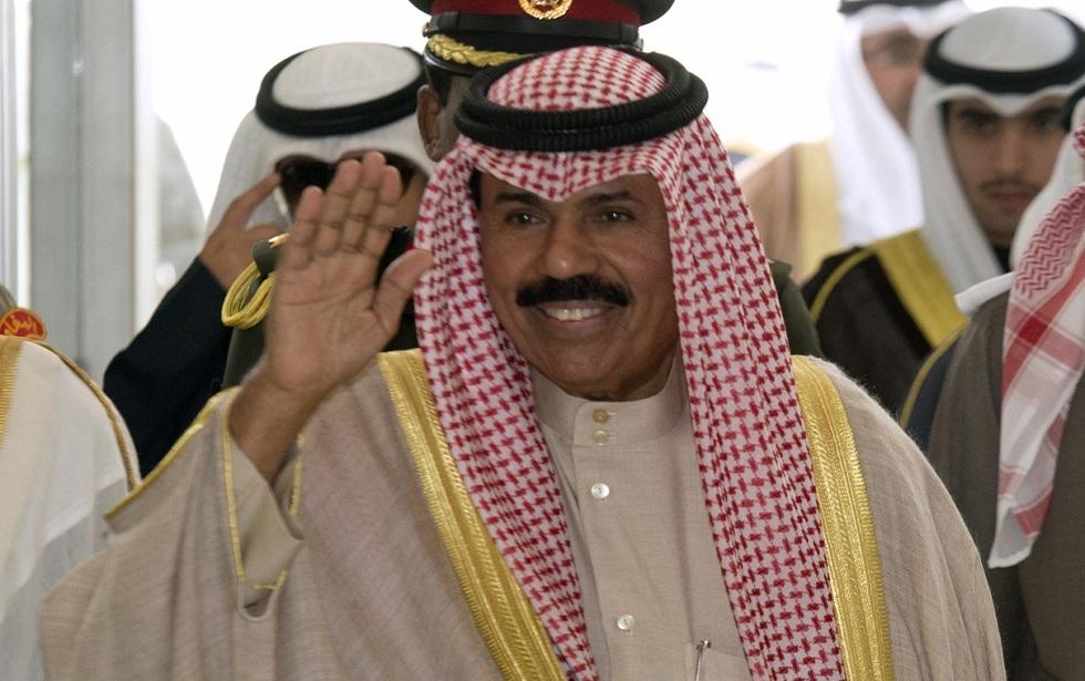 أمير الكويت نواف الأحمد الصباح