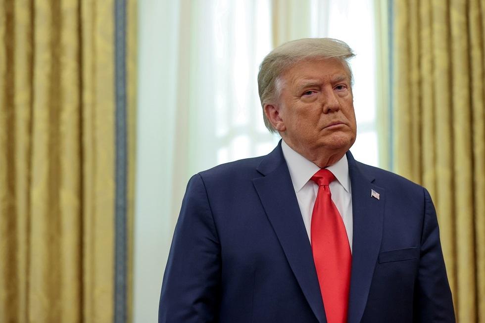 ترامب يطلب من حاكم جورجيا المساعدة في مراجعة نتائج الانتخابات