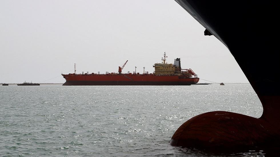 سفينة تجارية قبالة سواحل اليمن (صورة أرشيفية)