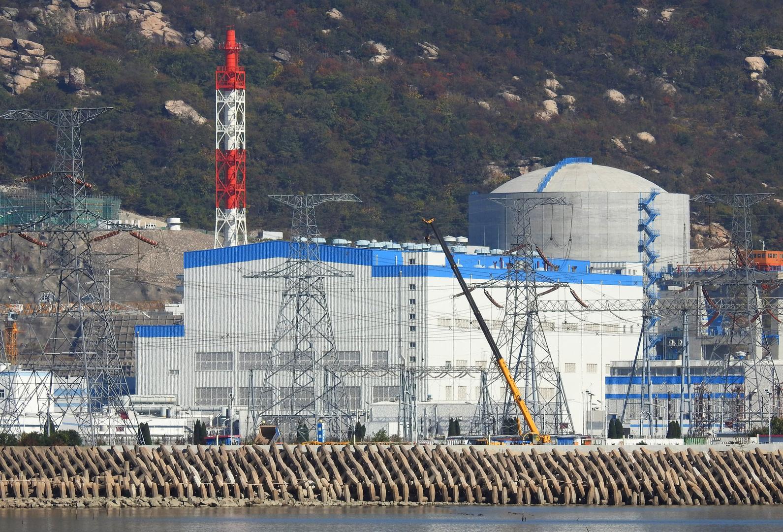 مفاعل نووي في ليانيونغانغ في الصين