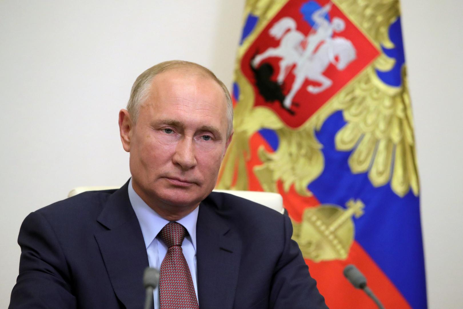 بوتين: روسيا ستزداد نموا بفضل شمالها