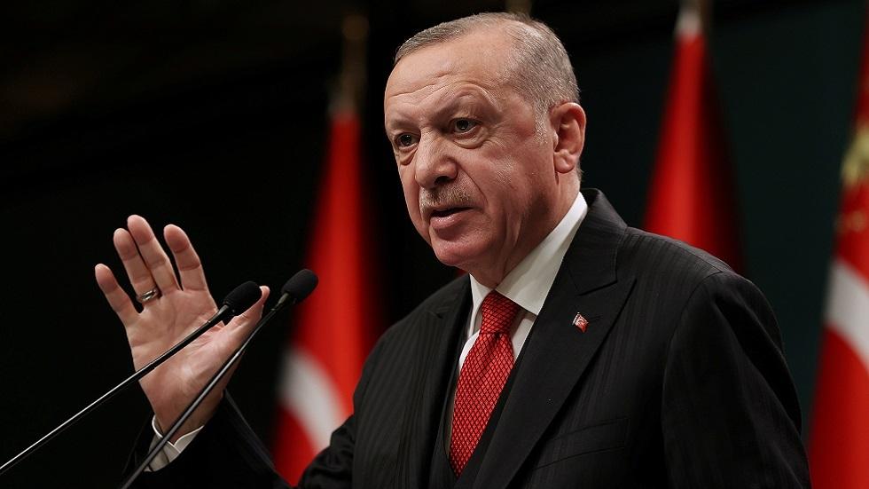 أردوغان يرد على انتقادات لشراكات تركيا مع قطر