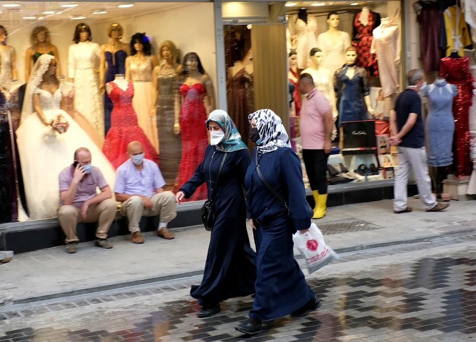 نساء محجبات في تركيا -صورة تعبيرية-