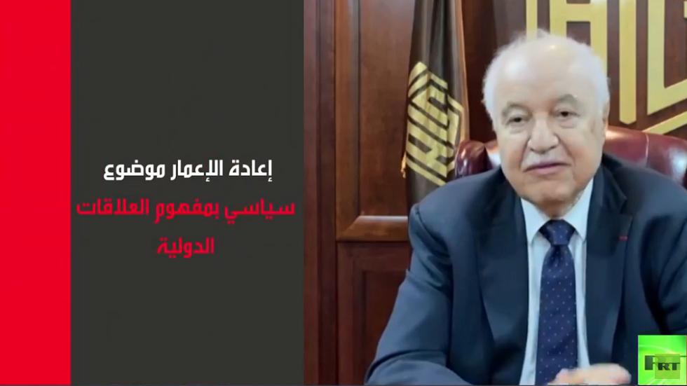 خبير عربي: المنطقة العربية ستشهد ازدهارا خاصا كونها مدمرة