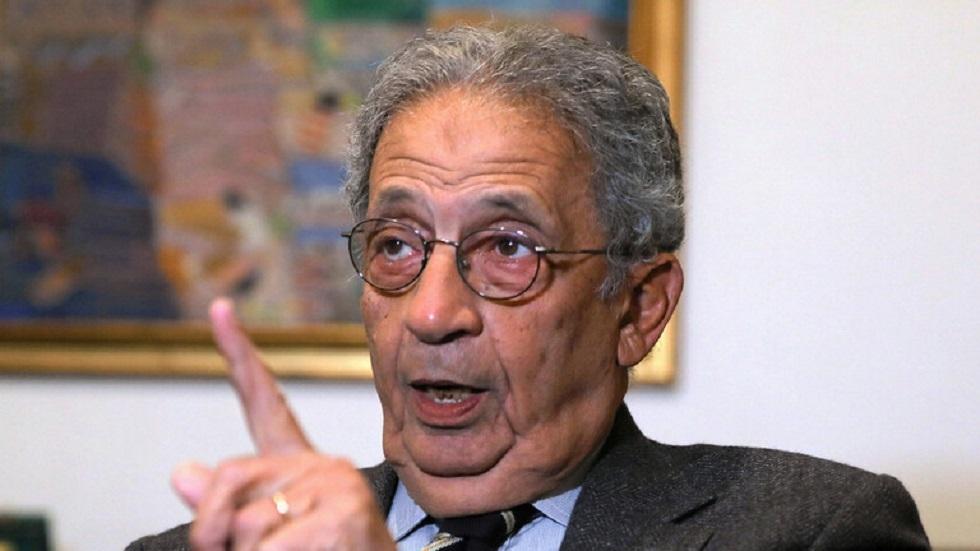 عمرو موسى: لو كان الحكم العربي رشيدا لما قامت الثورات