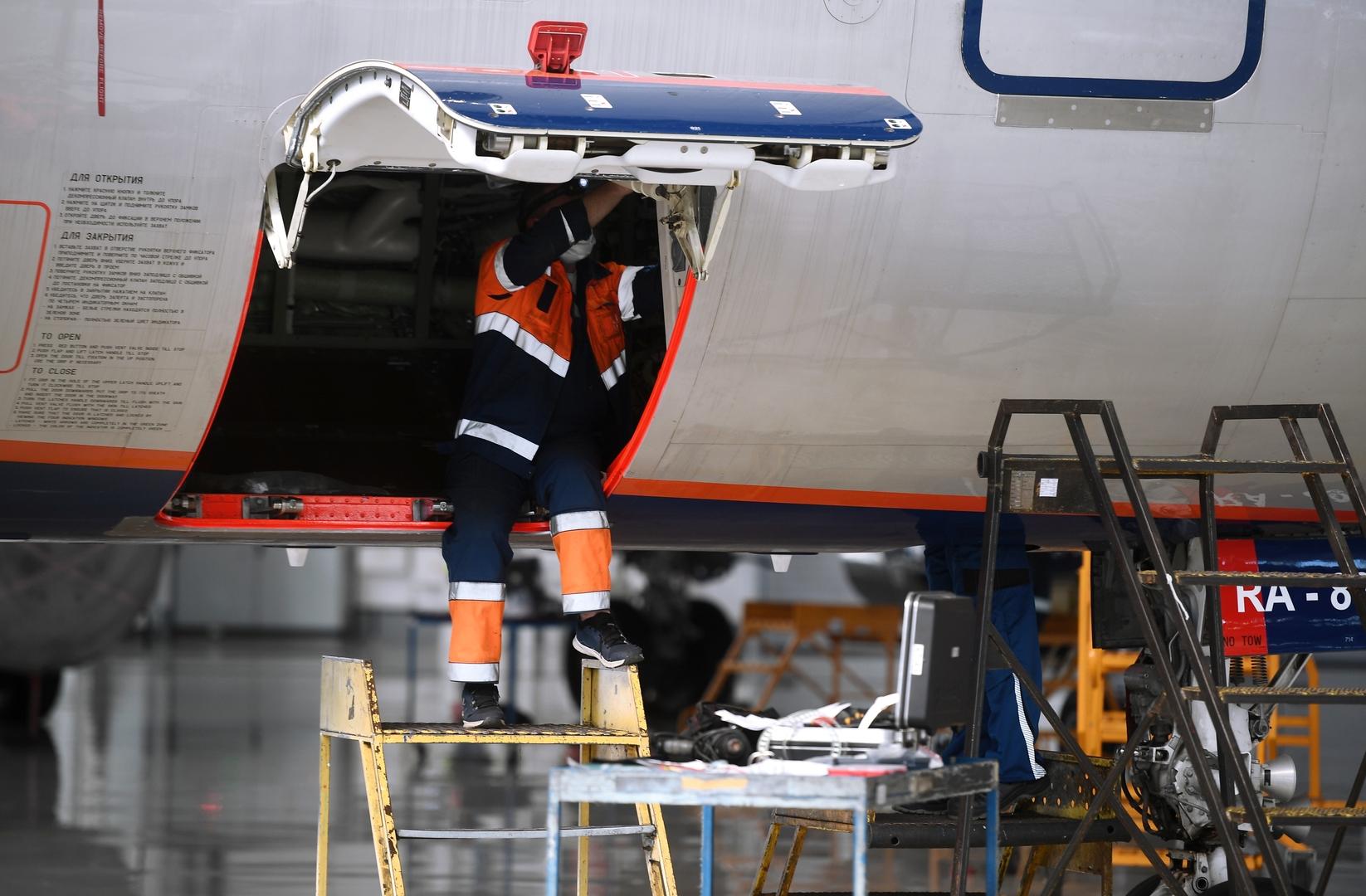 من قطع روسية.. الكشف عن موعد إطلاق النسخة المحدثة من طائرة الركاب