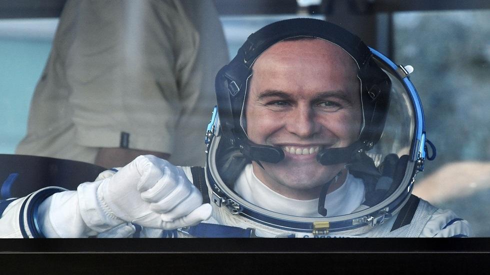 رائد الفضاء/ سيرغي ريازانسكي - صورة أرشيفية