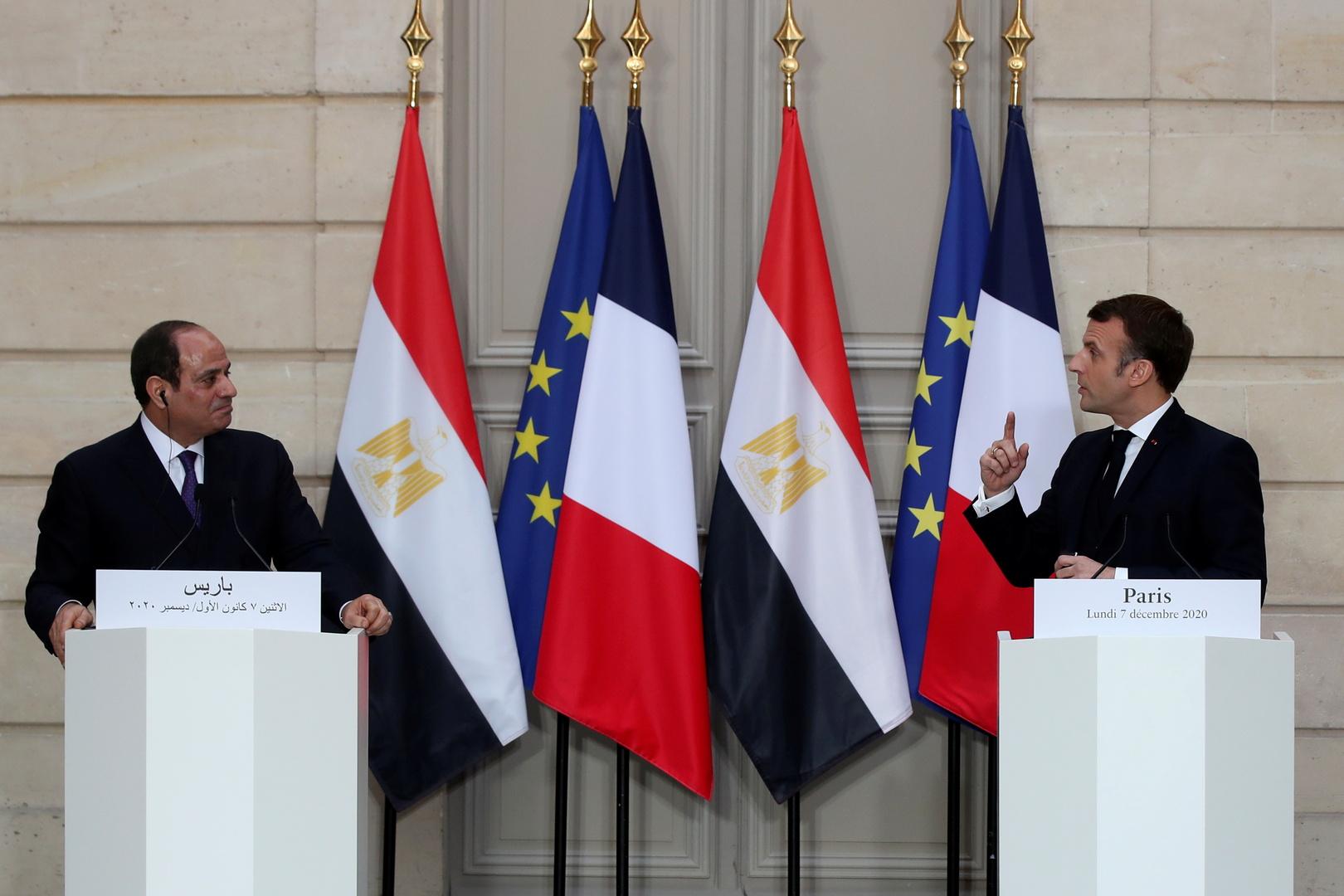 نائب مصري يعلق على دلالات زيارة السيسي لفرنسا