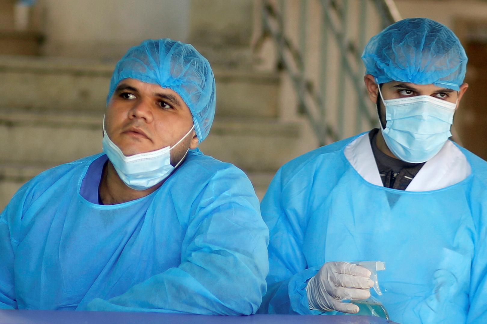 الصحة العالمية تسلم 19500 مادة فحص كورونا لغزة