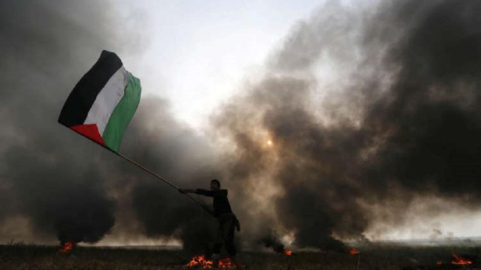 الانتفاضة الفلسطينية ومبادرة السلام العربية - أرشيف