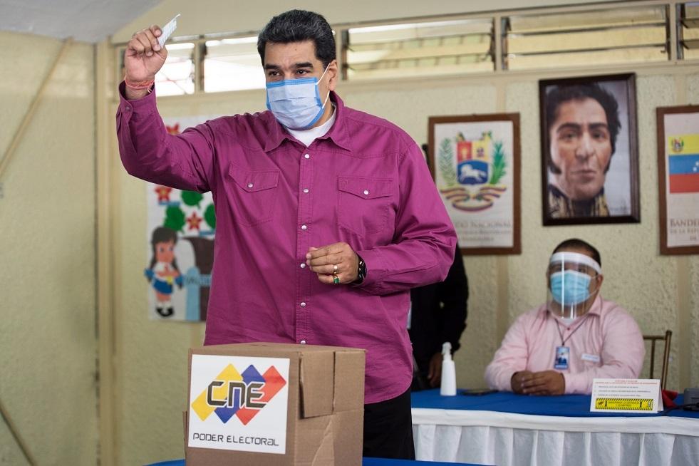 مادورو يحدد سبب فوز الاشتراكيين في انتخابات فنزويلا
