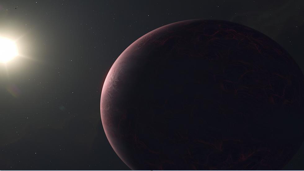 أحد أكثر الكواكب سوادا في المجرة يتجه نحو الموت الناري!