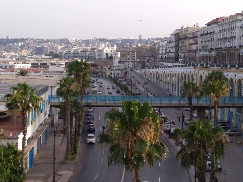 مدينة الجزائر. الصورة: F.S.