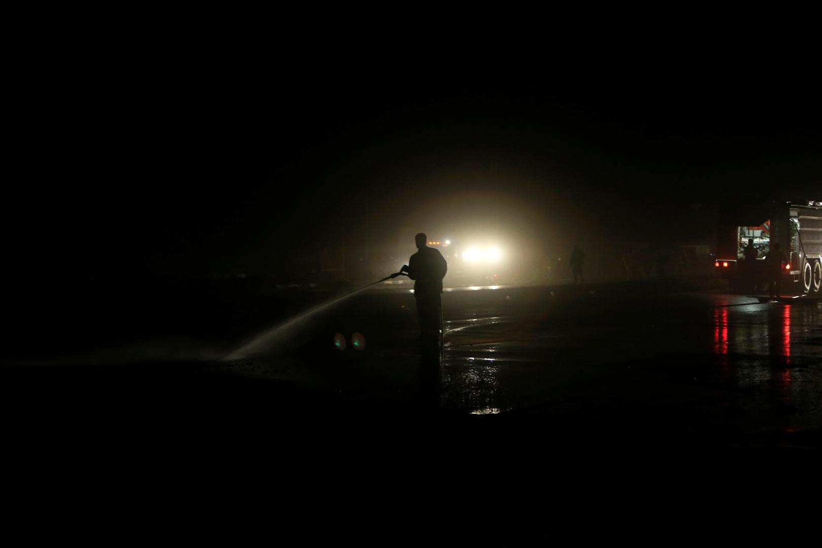 السلطات العراقية تعلن تفاصيل تفجير حقلي نفط