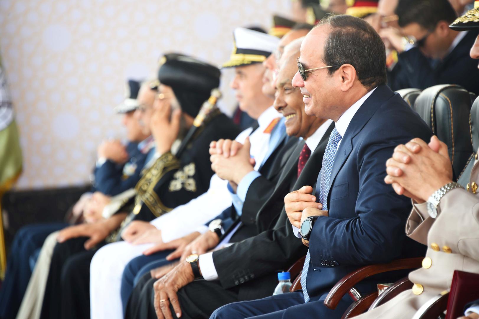 السيسي: مياه النيل أمر حيوي بالنسبة لمصر والخلاف مع إثيوبيا بشأن سد النهضة يمتد طويلا
