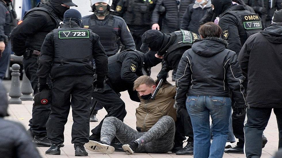 احتجاجات في بيلاروس (صورة أرشيفية)