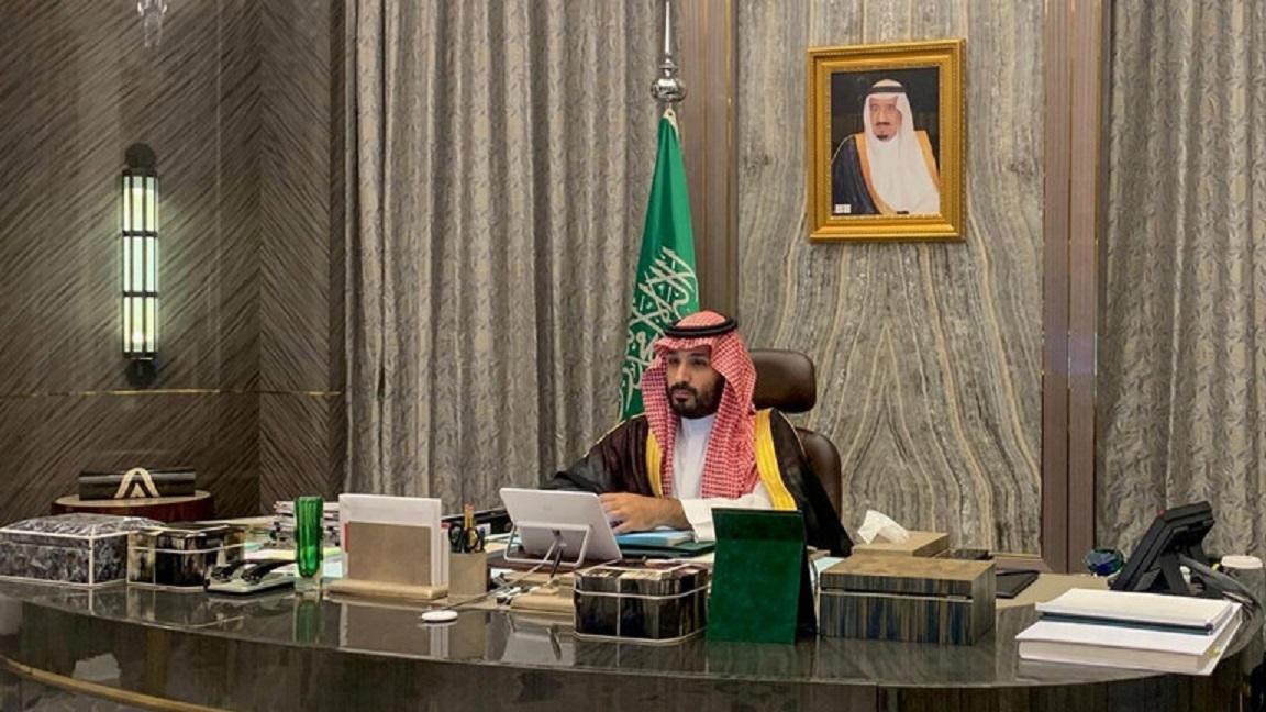 صور من الأرشيف لولي العهد السعودي محمد بن سلمان
