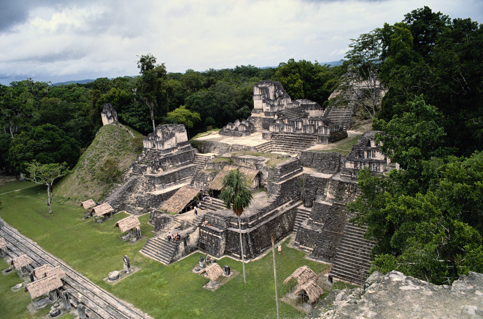 تقنية مسح رائدة تكشف عن بعض خبايا حضارة المايا المفقودة