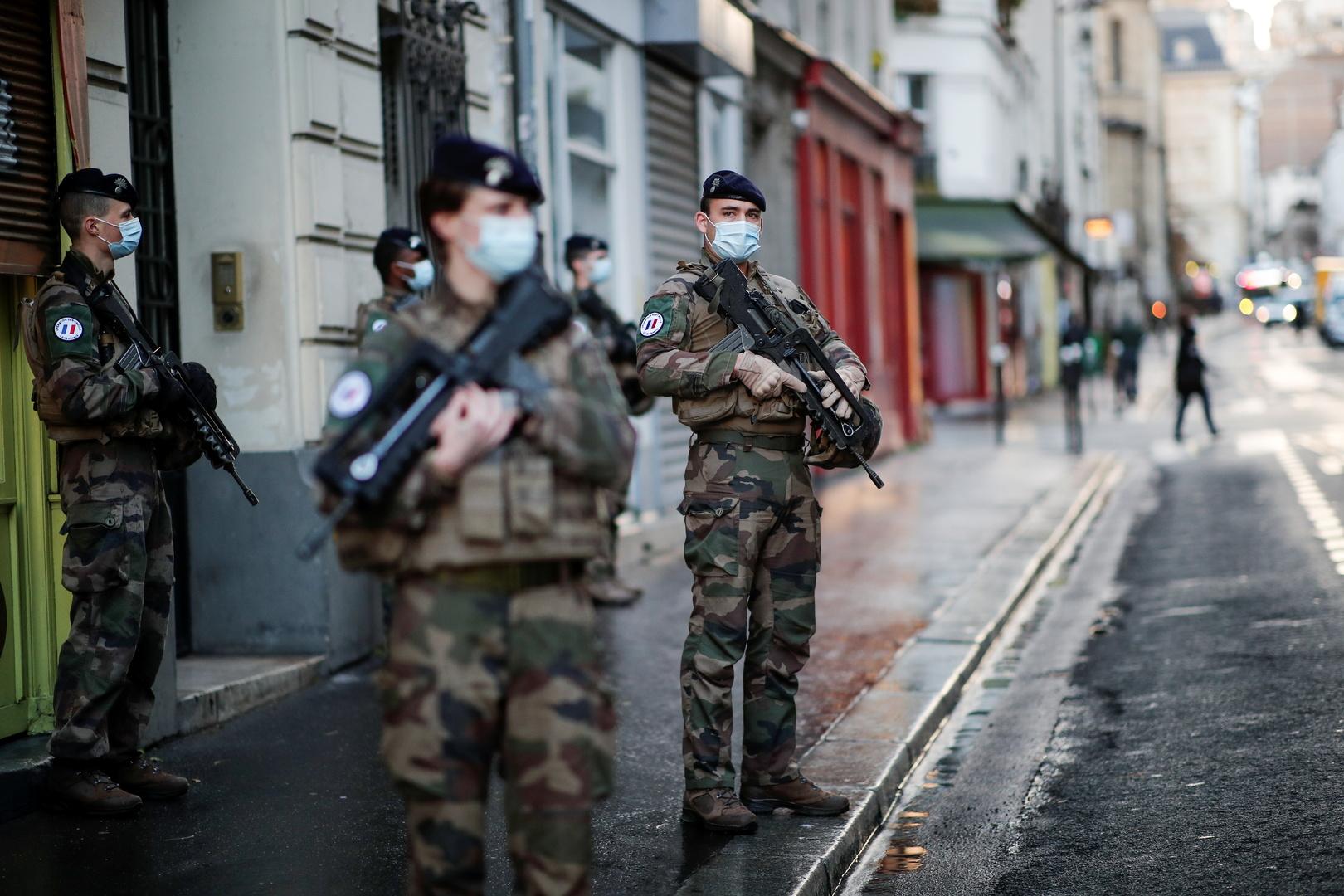 فرنسا تعمل على تطوير طاقات جنودها ليصبحوا خارقين
