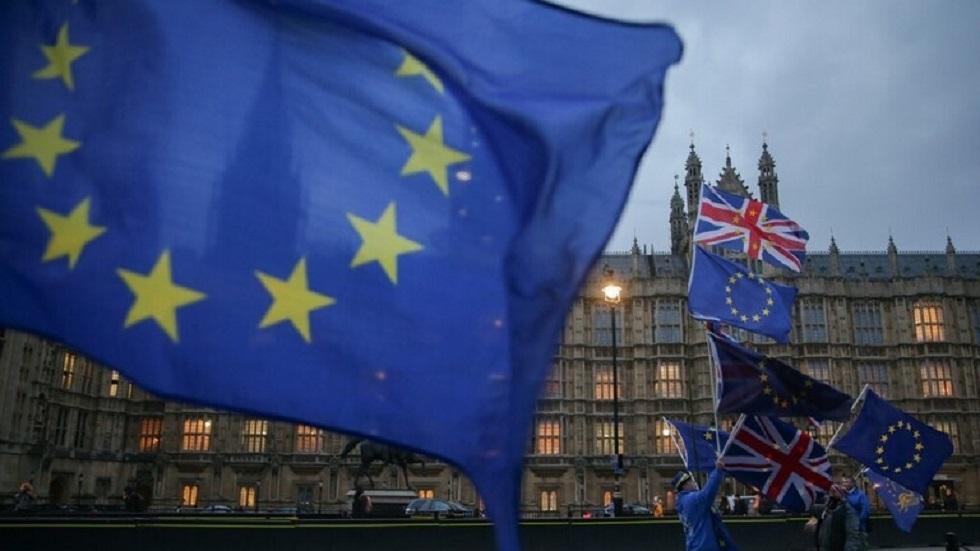 بريطانيا: نعمل بلا كلل لتأمين الوصول إلى اتفاق تجاري مع الاتحاد الأوروبي